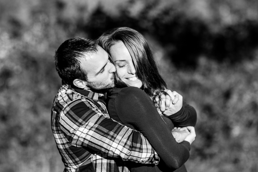 monadnock berries engagement session