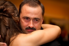 emotional father bride dance