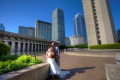 michelle and daryl - prudential center1