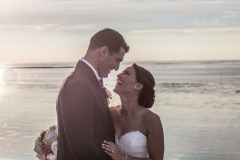 cape cod wedding portrait