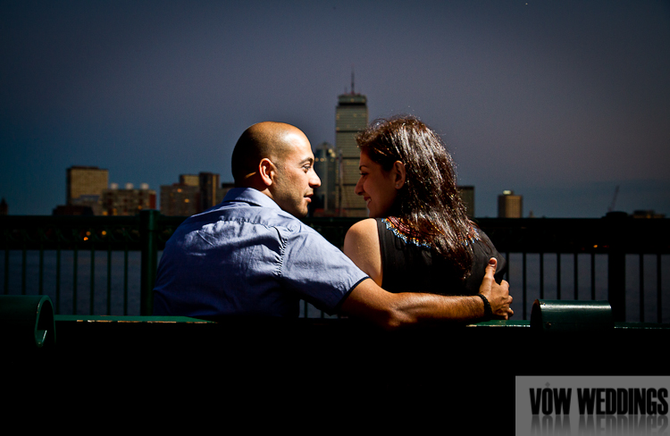 prudential center engagement session