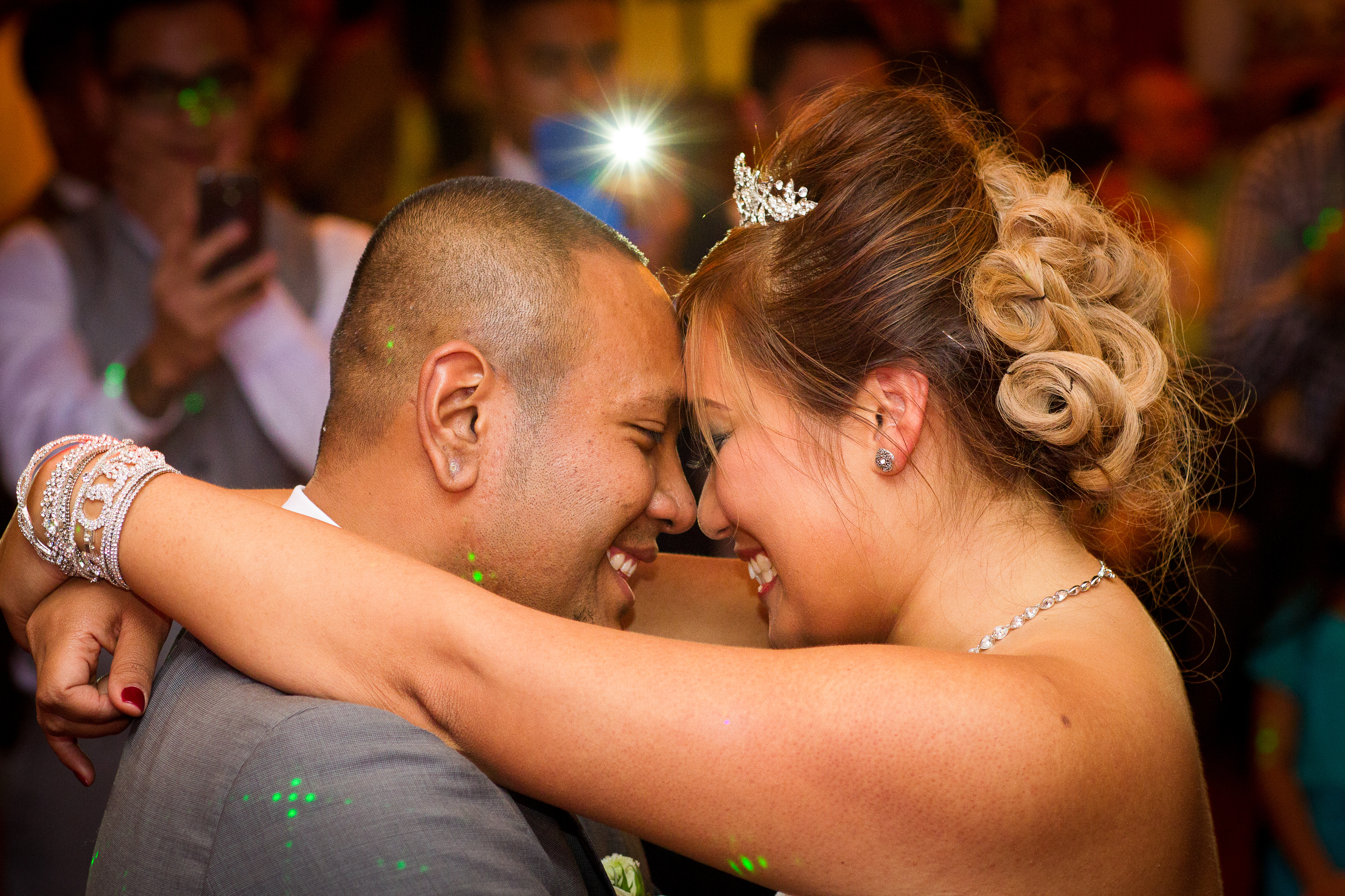 Pailin City Wedding in Lowell