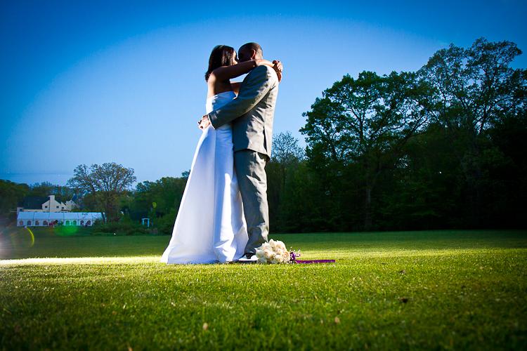 Wedding at Bradford Country Club