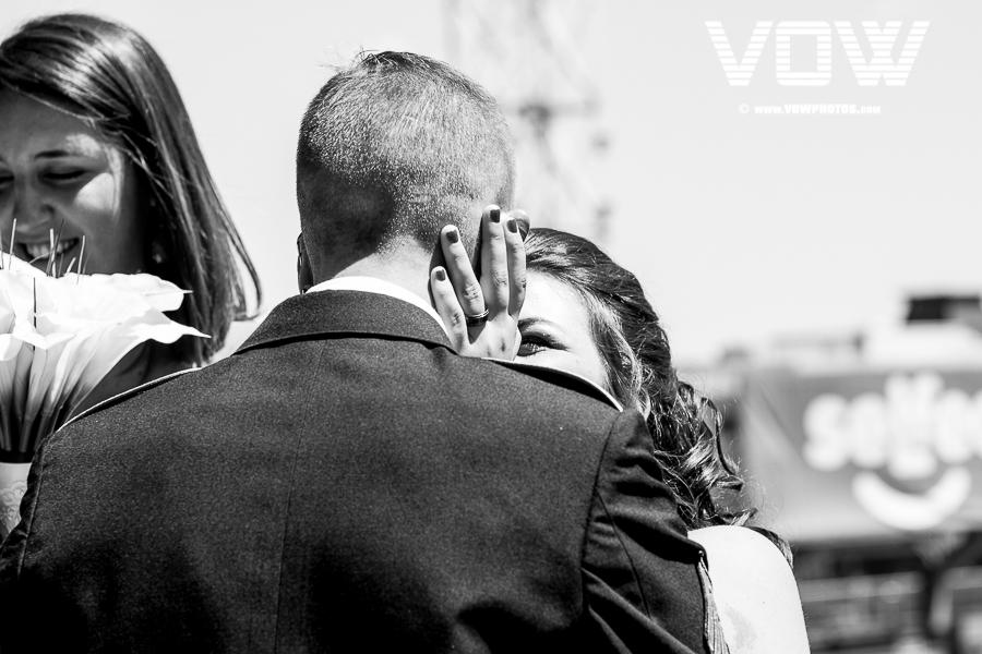 Fenway Park Boston Wedding Ceremony