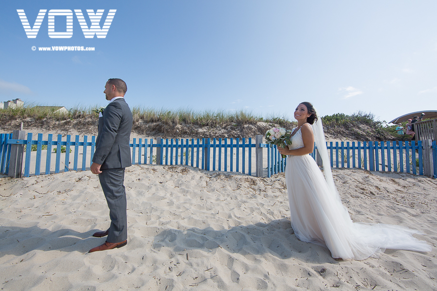 bay pines beach wedding