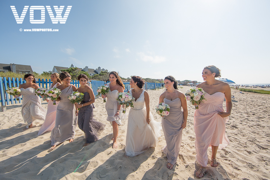 formal photos bay pines beach wedding cape cod