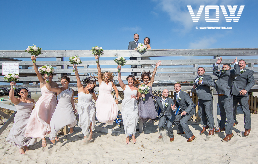 ocean edge resort and golf club wedding