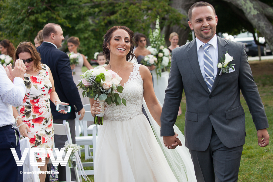 ceremony cape cod wedding