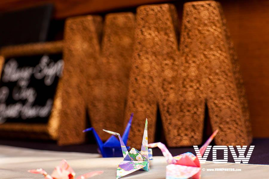 origami-at-wedding