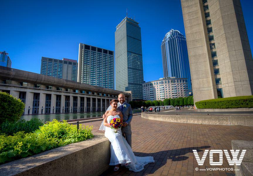 bridal portrait prudential center